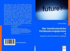 Buchcover von Der Kontinuierliche Verbesserungsprozess