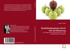 Bookcover of Qualitätsakzeptanz durch ISO Zertifizierung