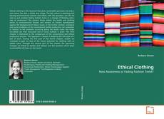Ethical Clothing kitap kapağı