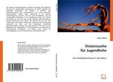 Bookcover of Visionssuche für Jugendliche