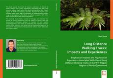 Обложка Long Distance Walking Tracks: Impacts and Experiences