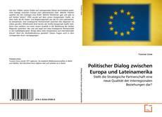 Politischer Dialog zwischen Europa und Lateinamerika kitap kapağı