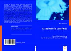 Buchcover von Asset Backed Securities