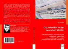 Обложка Das Polenbild in den deutschen Medien