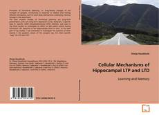 Capa do livro de Cellular Mechanisms of Hippocampal LTP and LTD