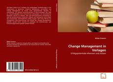 Copertina di Change Management in Verlagen