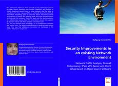 Copertina di Security Improvements in an existing Network Environment