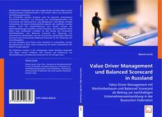 Buchcover von Value Driver Management und Balanced Scorecard in Russland
