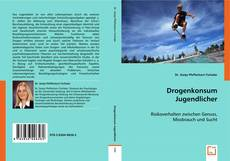 Bookcover of Drogenkonsum Jugendlicher