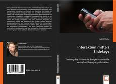 Capa do livro de Interaktion mittels Slidekeys
