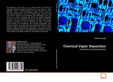 Copertina di Chemical Vapor Deposition