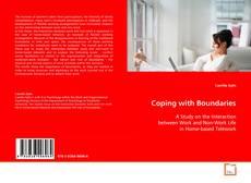Coping with Boundaries kitap kapağı