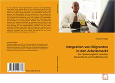 Обложка Integration von Migranten in den Arbeitsmarkt