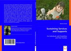 Bookcover of Sustaining Services and Supports
