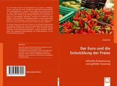Buchcover von Der Euro und die Entwicklung der Preise
