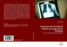 Structural and Functional Effects on Large Artery Stiffness kitap kapağı