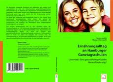 Buchcover von Ernährungsalltag an Hamburger Ganztagsschulen