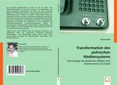 Bookcover of Transformation des polnischen Mediensystems