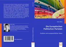 Buchcover von Die Europäischen Politischen Parteien