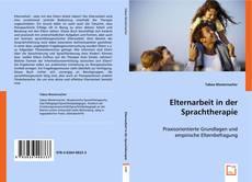 Portada del libro de Elternarbeit in der Sprachtherapie