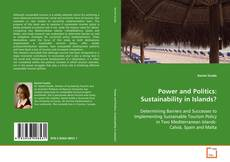 Power and Politics: Sustainability in Islands?的封面