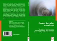 Buchcover von Conquer Compiler Complexity