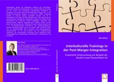 Borítókép a  Interkulturelle Trainings in der Post-Merger-Integration - hoz