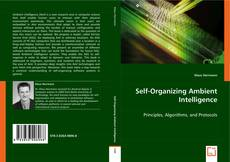 Bookcover of Self-Organizing Ambient Intelligence