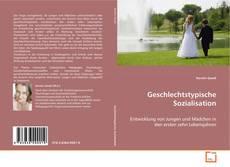 Buchcover von Geschlechtstypische Sozialisation