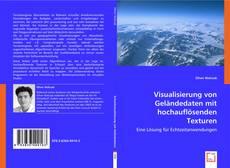 Bookcover of Visualisierung von Geländedaten mit hochauflösenden Texturen