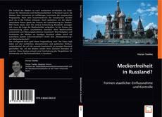 Bookcover of Medienfreiheit in Russland?