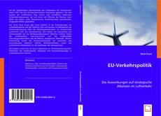 Buchcover von EU-Verkehrspolitik