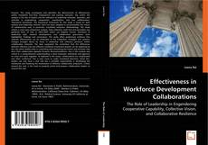 Обложка Effectiveness in Workforce Development Collaborations