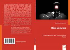Bookcover of Homunculus
