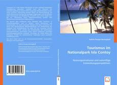 Tourismus im Nationalpark Isla Contoy kitap kapağı