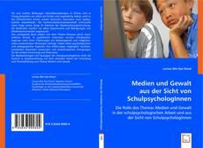 Capa do livro de Medien und Gewalt aus der Sicht von SchulpsychologInnen