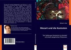 Buchcover von Mozart und die Kastraten