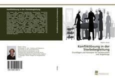 Capa do livro de Konfliktlösung in der Sterbebegleitung