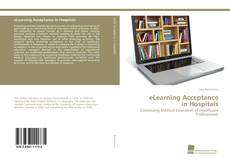 eLearning Acceptance in Hospitals kitap kapağı