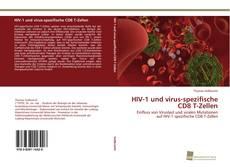Capa do livro de HIV-1 und virus-spezifische CD8 T-Zellen