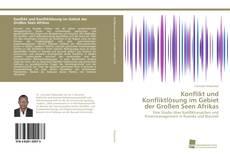 Bookcover of Konflikt und Konfliktlösung im Gebiet der Großen Seen Afrikas