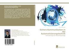 Bookcover of Sichere Kommunikation in der Automatisierungstechnik