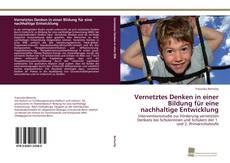 Bookcover of Vernetztes Denken in einer Bildung für eine nachhaltige Entwicklung