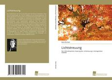 Bookcover of Lichtstreuung