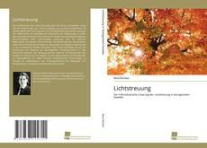 Buchcover von Lichtstreuung