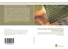 Capa do livro de Simulation elektrostatischer Entladungen