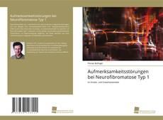 Bookcover of Aufmerksamkeitsstörungen bei Neurofibromatose Typ 1