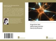 Buchcover von Kognition bei dekompensierter Herzinsuffizienz