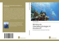 Buchcover von Mimikry als Überlebensstrategie im Korallenriff