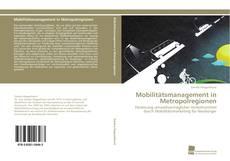 Portada del libro de Mobilitätsmanagement in Metropolregionen